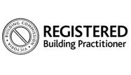Registered Building Practioner Logo