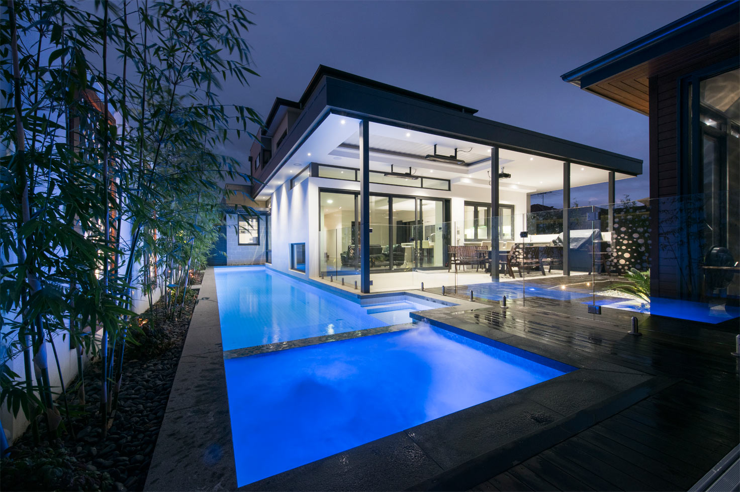 Luxury home builders melbourne interline constructions Builders in my area