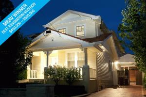new home renovation ivanhoe