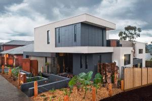 Croydon Split Level Home by Interline Constructions